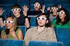 3D Glasses - See your brand internally as well as externally