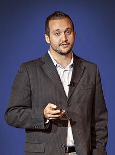 Aaron Marshall of Social Media Explorer