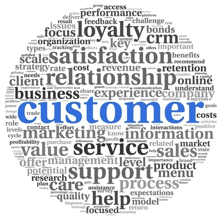describe how to provide excellent customer service